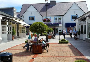 Commercial: Fit-Out and Alterations at Kildare Village Shopping Outlet, Kildare